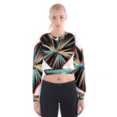 Above & Beyond Cropped Sweatshirt