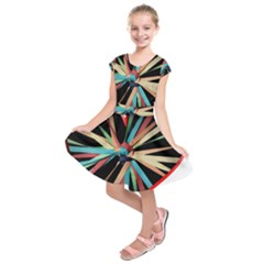 Above & Beyond Kids  Short Sleeve Dress