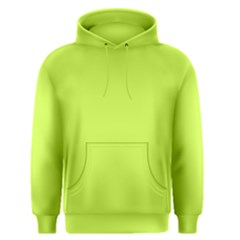 Neon Color - Light Brilliant Lime Green Men s Pullover Hoodie