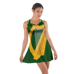 Flag of Leinster Cotton Racerback Dress