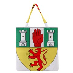 County Antrim Coat of Arms Grocery Tote Bag