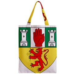 County Antrim Coat of Arms Zipper Classic Tote Bag
