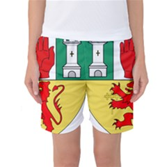 County Antrim Coat of Arms Women s Basketball Shorts