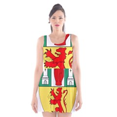 County Antrim Coat of Arms Scoop Neck Skater Dress