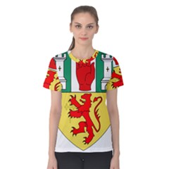 County Antrim Coat of Arms Women s Cotton Tee