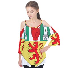County Antrim Coat of Arms Flutter Tees