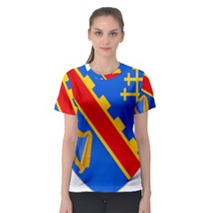 County Armagh Coat of Arms Women s Sport Mesh Tee