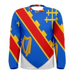 County Armagh Coat of Arms Men s Long Sleeve Tee