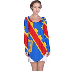 County Armagh Coat of Arms Long Sleeve Nightdress