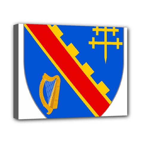 County Armagh Coat of Arms Canvas 10  x 8