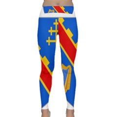 County Armagh Coat of Arms Classic Yoga Leggings