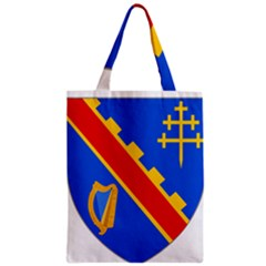 County Armagh Coat of Arms Zipper Classic Tote Bag