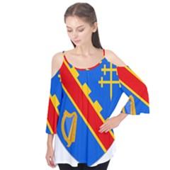 County Armagh Coat of Arms Flutter Tees