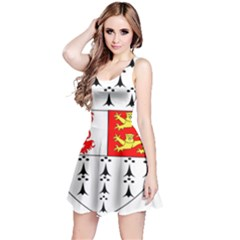 County Carlow Coat of Arms Reversible Sleeveless Dress