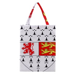 County Carlow Coat of Arms Classic Tote Bag