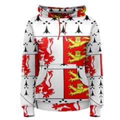 County Carlow Coat of Arms Women s Pullover Hoodie