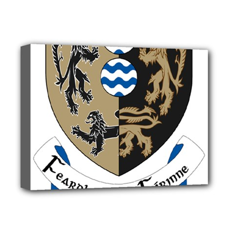 Cavan County Council Crest Deluxe Canvas 16  x 12