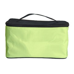 Neon Color - Pale Lime Green Cosmetic Storage Case