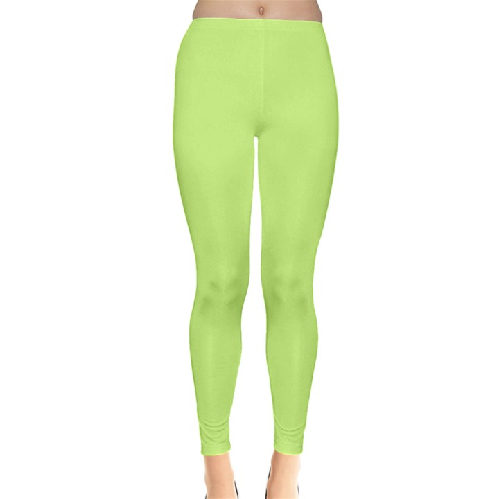 Neon Color - Very Light Spring Bud Leggings