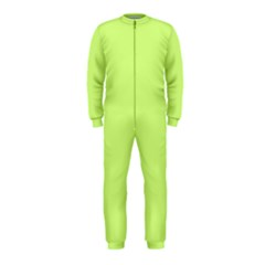 Neon Color - Very Light Spring Bud OnePiece Jumpsuit (Kids)