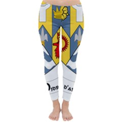 County Clare Coat of Arms Classic Winter Leggings