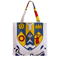 County Clare Coat of Arms Zipper Grocery Tote Bag