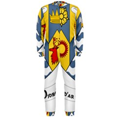 County Clare Coat of Arms OnePiece Jumpsuit (Men)