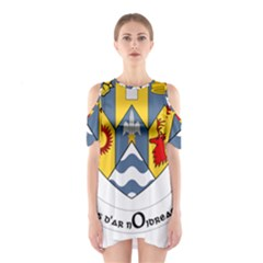 County Clare Coat of Arms Shoulder Cutout One Piece