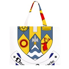 County Clare Coat of Arms Large Tote Bag
