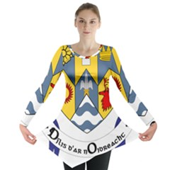 County Clare Coat of Arms Long Sleeve Tunic