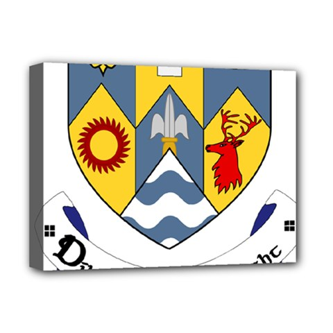County Clare Coat of Arms Deluxe Canvas 16  x 12