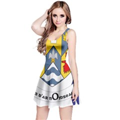 County Clare Coat of Arms Reversible Sleeveless Dress