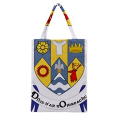 County Clare Coat of Arms Classic Tote Bag