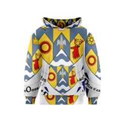 County Clare Coat of Arms Kids  Pullover Hoodie