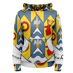 County Clare Coat of Arms Women s Pullover Hoodie