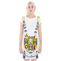 County Clare Coat of Arms Braces Suspender Skirt