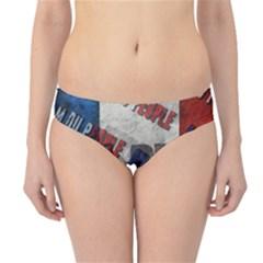 Marine Le Pen Hipster Bikini Bottoms