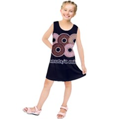 Five donuts in one minute  Kids  Tunic Dress