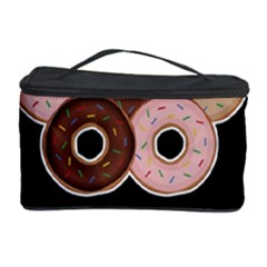 Five donuts in one minute  Cosmetic Storage Case
