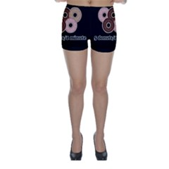 Five donuts in one minute  Skinny Shorts