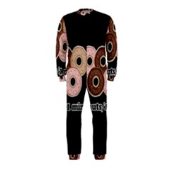 Five donuts in one minute  OnePiece Jumpsuit (Kids)