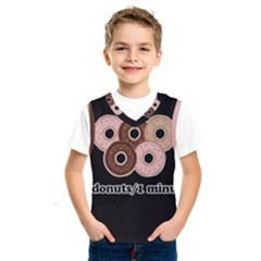 Five donuts in one minute  Kids  SportsWear