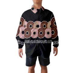 Five donuts in one minute  Wind Breaker (Kids)