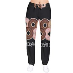 Five donuts in one minute  Drawstring Pants