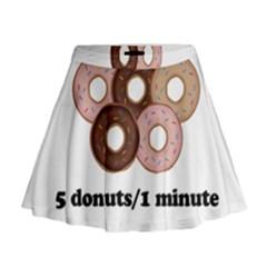 852 Mini Flare Skirt