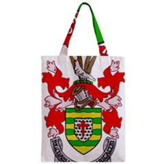 County Donegal Coat of Arms Zipper Classic Tote Bag
