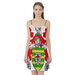 County Donegal Coat of Arms Satin Night Slip