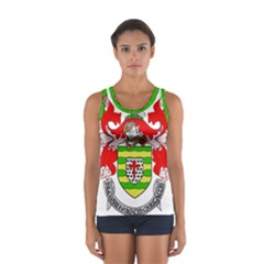 County Donegal Coat of Arms Women s Sport Tank Top