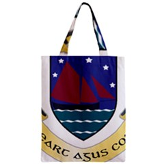 Coat of Arms of County Galway  Zipper Classic Tote Bag
