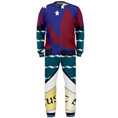 Coat of Arms of County Galway  OnePiece Jumpsuit (Men)